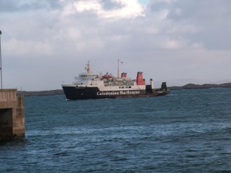 Hebridean Isles Approaching