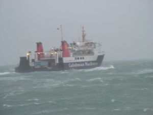 MV Hebridean Isles outward bound