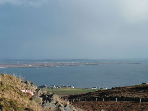 Looking towards Scarinish