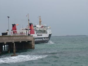Photograph of Hebridean Isles