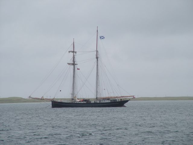 At Anchor in the bay