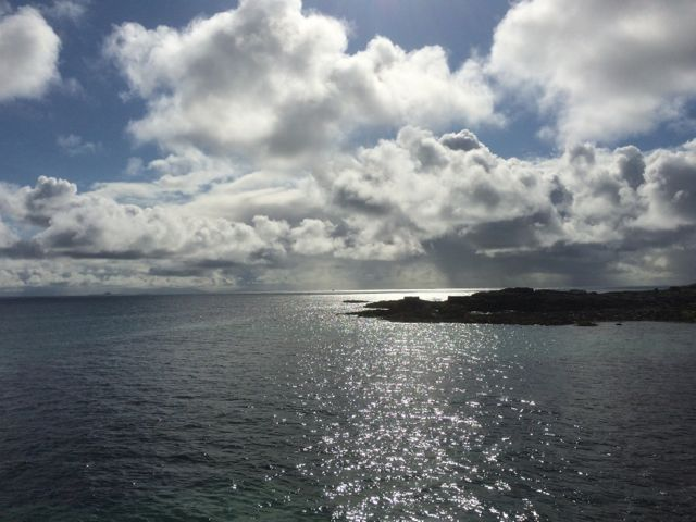 Passage of Tiree