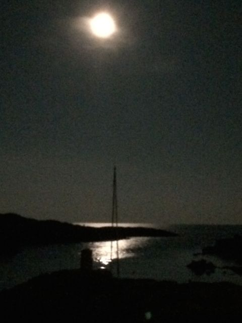 Moonshine At Scarinish