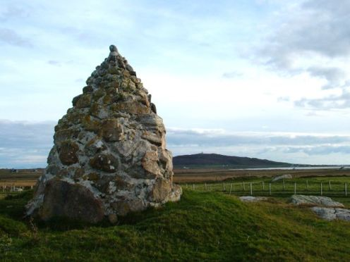 Cairn and ~Golf Ball
