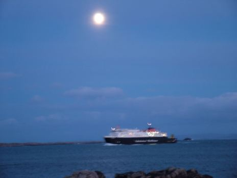 Arriving by Moonlight
