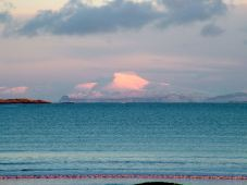Ben More from Gott Bay