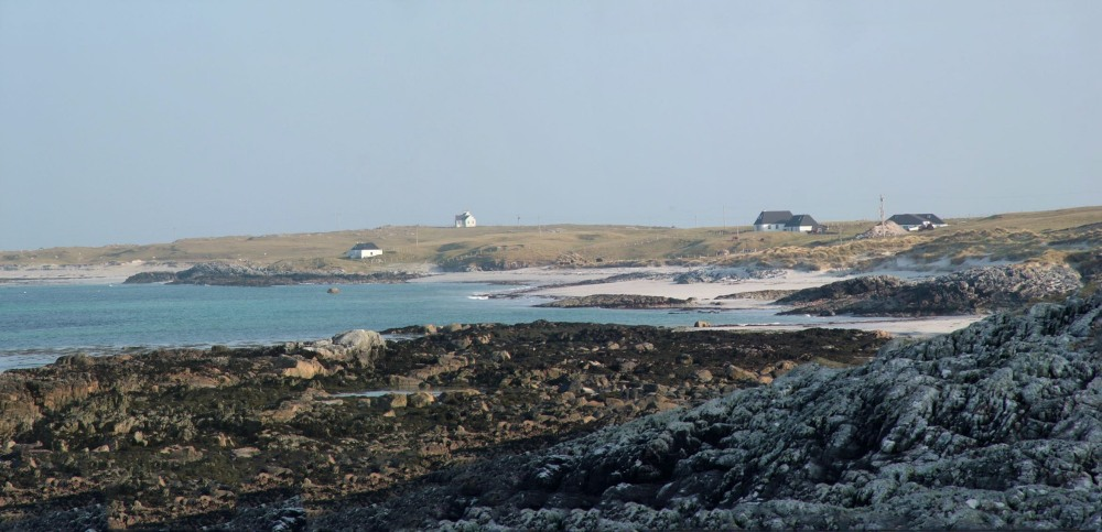 Coalas opposite the Isle of Coll - Gunna Sound