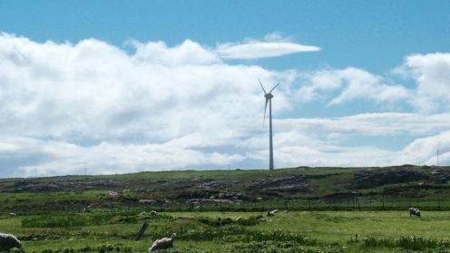 Tilley our turbine