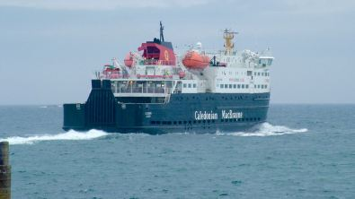 Bound for Coll and Oban