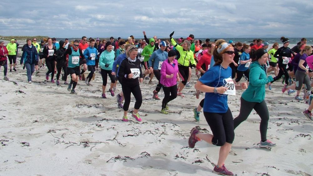 Tiree 10K and Half-Marathon