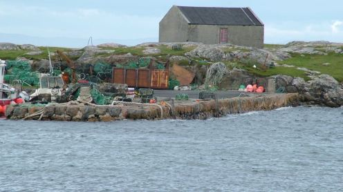 Scarinish Old Harbour