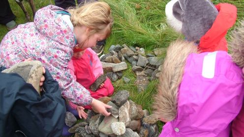 Building the Cairn