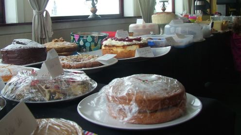 All Cakes Great And Small