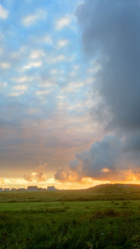 Looking West over Scarinish