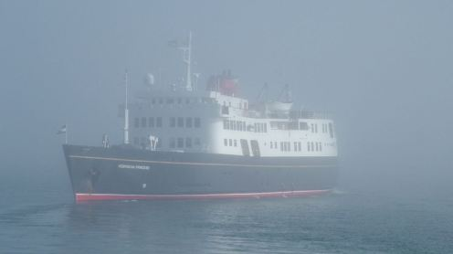A Shrouded Hebridean Princess