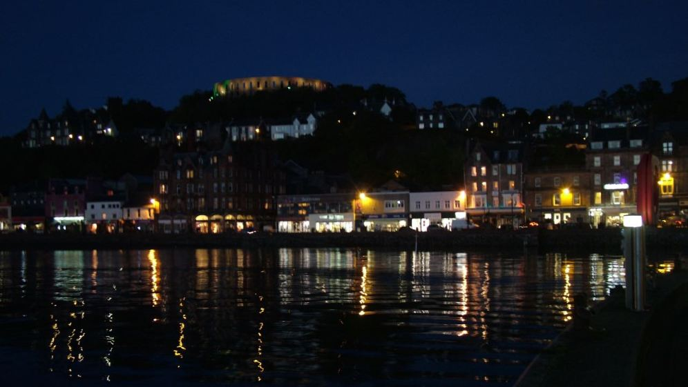 The Lights of Oban