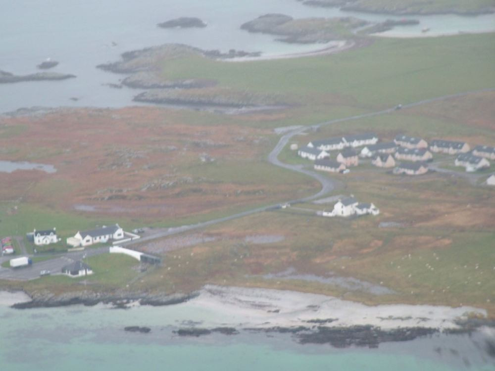 Pier Road and Pier View, Tiree