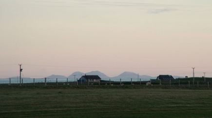 Paps of Jura from Heylipol