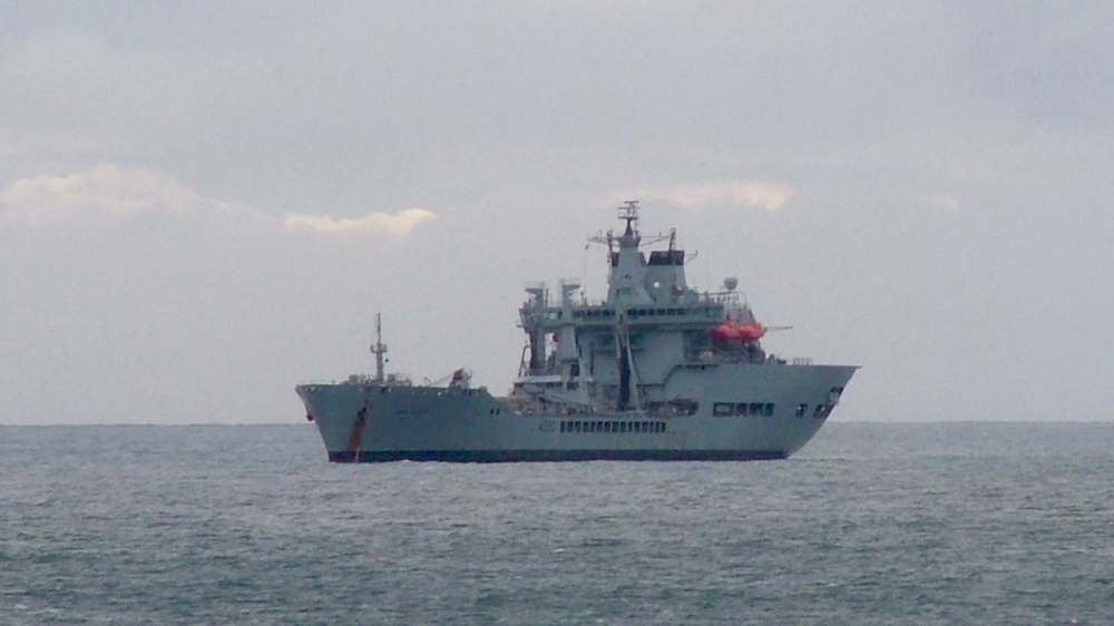 RFA Wave Knight (A389)