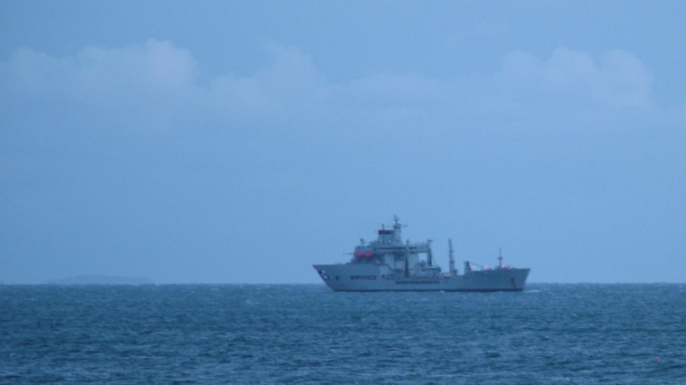 RFA Wave Ruler A390
