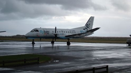 Stranded at Tiree