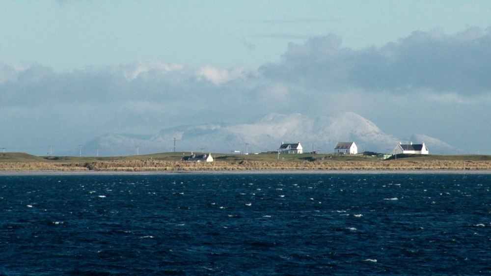 The Cuillins on Rum