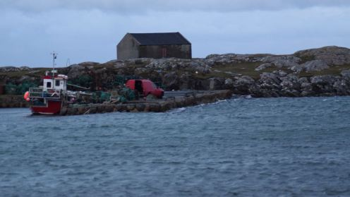 Scarinish Harbour