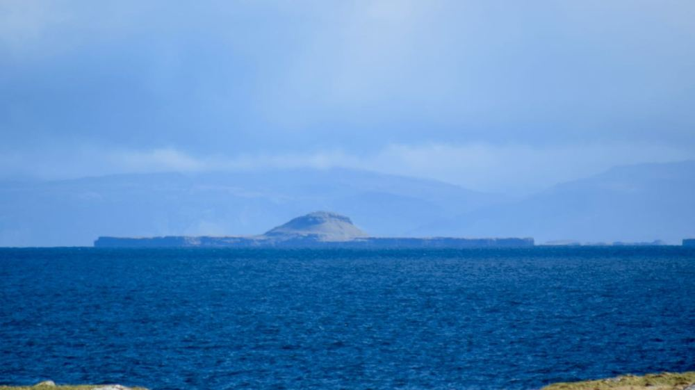 The Dutchman's Cap from Tigh-a-Rudha, Scarinish