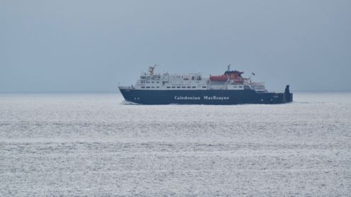 MV Clansman Coll and Oban bound