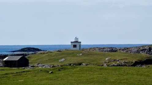 The Lighthouse, Scarinish, Tiree