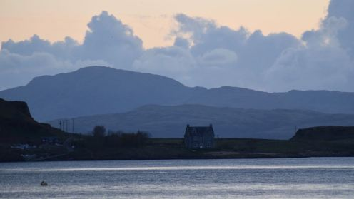 Across the bay to Kerrera