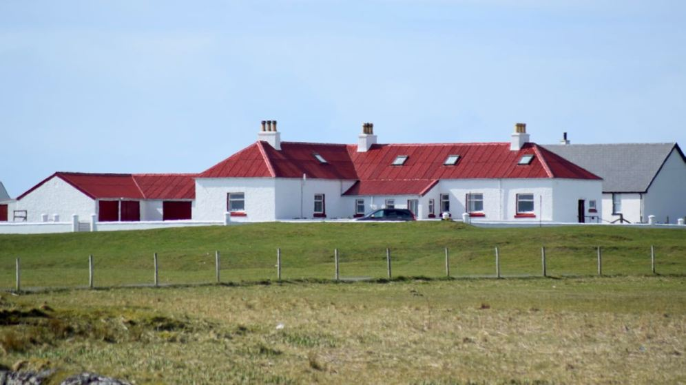 The Post Office, Scarinish, Tiree