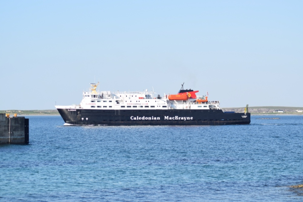 The MV Clansman