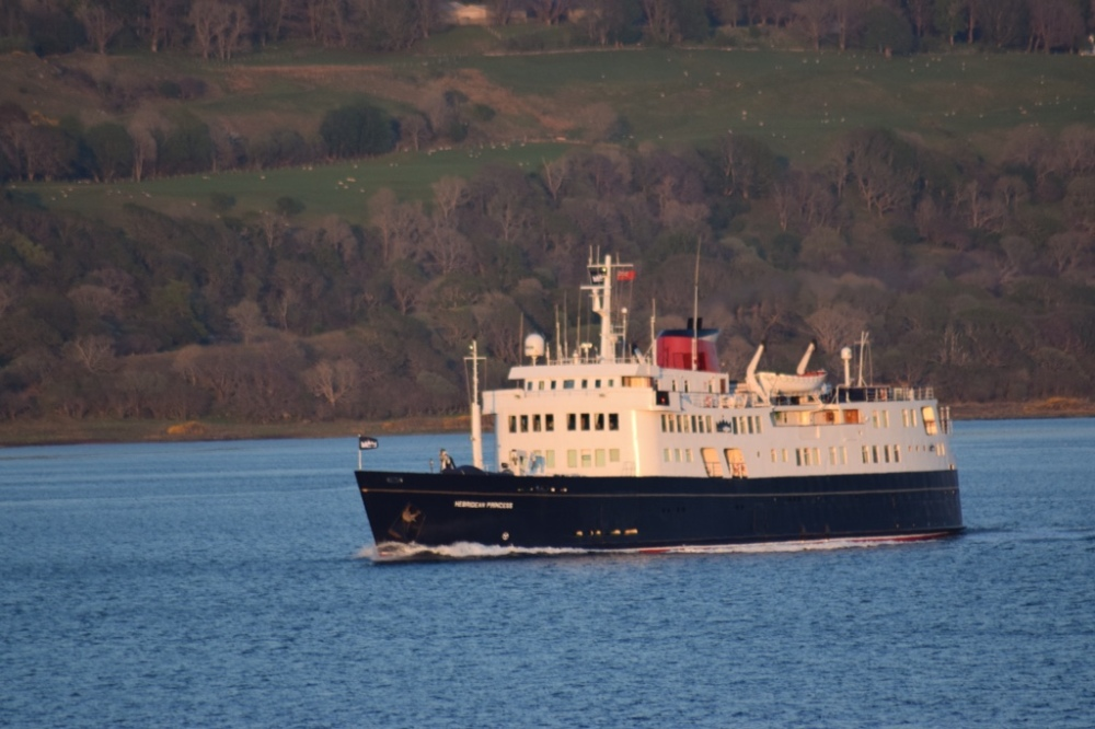 The MV Hebridean Princess