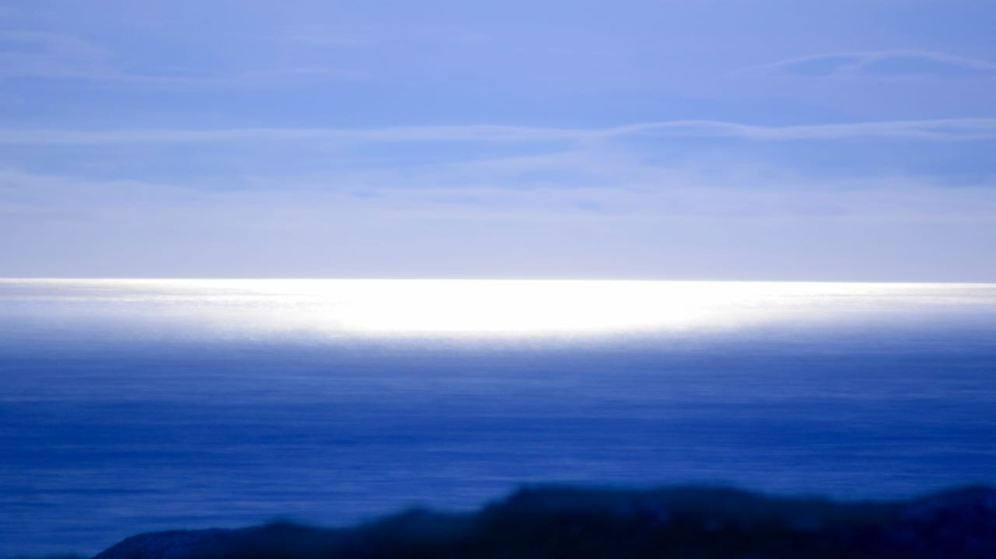 Moonshine over the Passage of Tiree