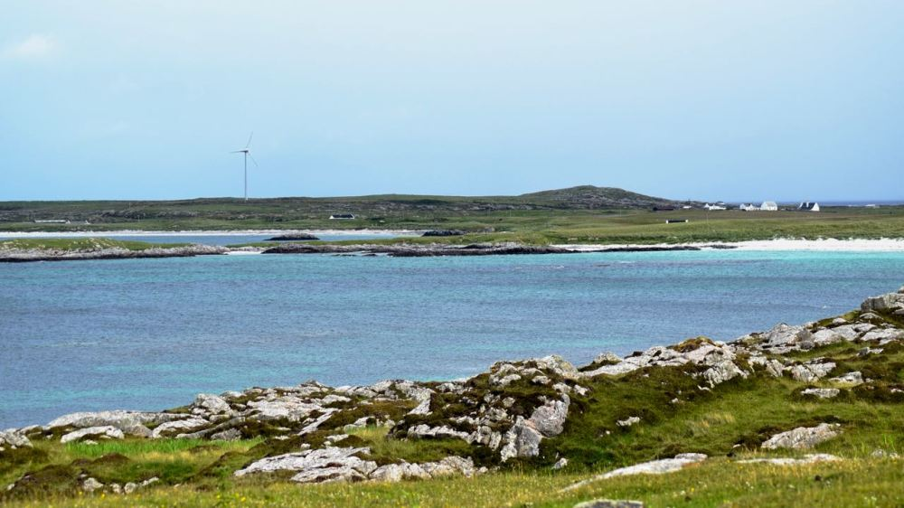 Isle of Tiree Vaul