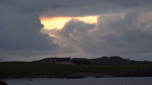 Tiree Clouds