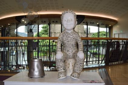 Wullie's Cheeky Tales at the Overgate