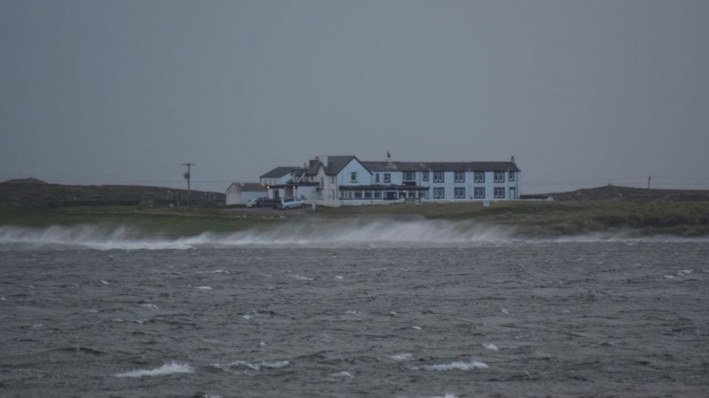 Spindrift by Tiree Lodge Hotel