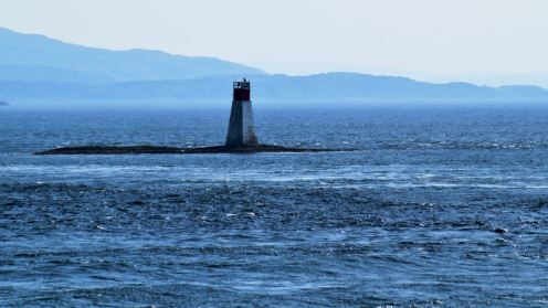Lady Rock Lighthouse