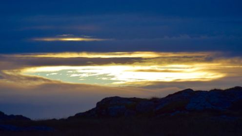 Dawn over the Scarinish headland