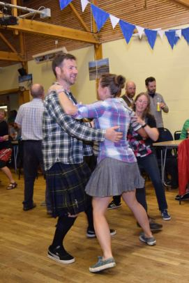The Ceilidh