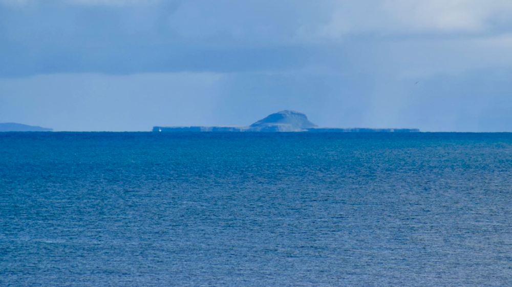 The Dutchman's Cap from Balemartine.