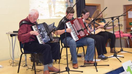 The Ceilidh Band