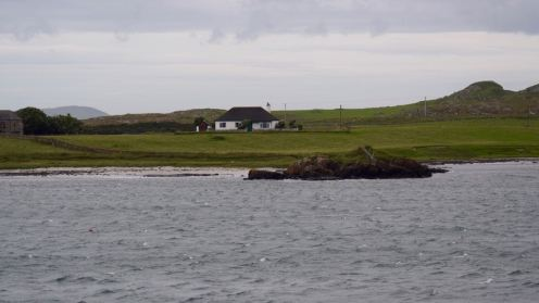 The Manse from Gott Bay