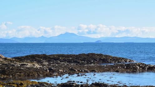 The Dutchman's Cap, Staffa and Mull