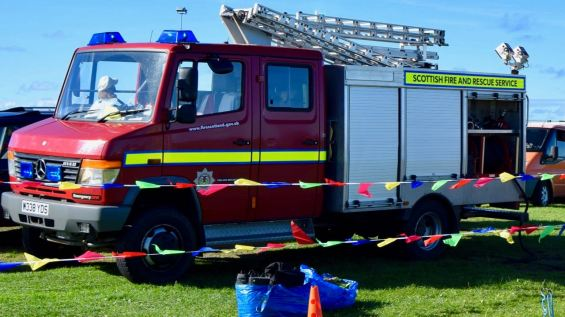 Tiree's Fire Appliance