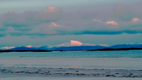 Snow Capped Ben More
