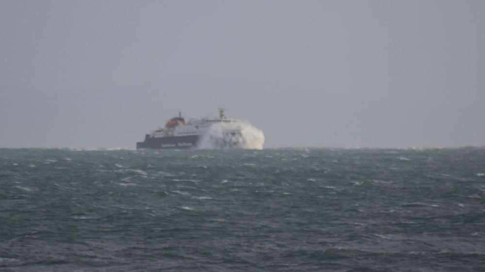 The Clansman in the Passage of Tiree