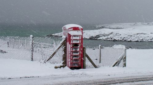 Telephone Box Scarinish